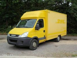 closed box lcv < 7.5 t Iveco Daily 35 S 11 A / P Maxi Postkoffer 2011