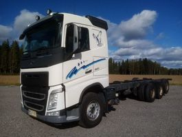 chassis cab truck Volvo FH-16 8X4 4900 2014