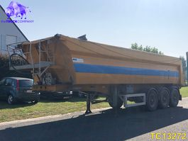tipper semi trailer Mol Tipper 2007
