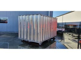 sanitary container ** watertank rvs 15m3 2008