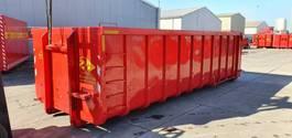 hazardous substances container TE HUUR vloeistofdichte containers met haakarm en afdichtingsklep