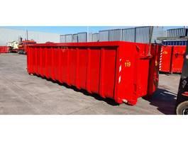andere Container ** vloeistofdichte container haakarm met klep