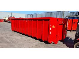other containers ** vloeistofdichte container haakarm met klep