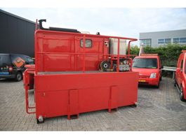 other forestry and groundcare machine DAF Hogedrukreiniger stationair Partek Butterworth