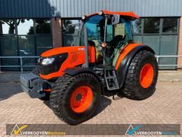farm tractor Kubota M8560 4WD Tractor 2015
