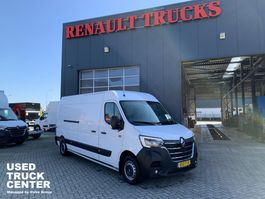 closed lcv Renault Master Red Edition 135.35 L3 H2  !!! 5.586 km 2020