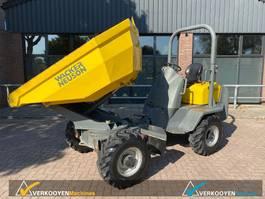 wheel dump truck Wacker Neuson 3001S Swivel Dumper 2015