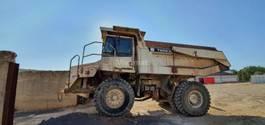 rigid dump truck Terex TR 35 2006