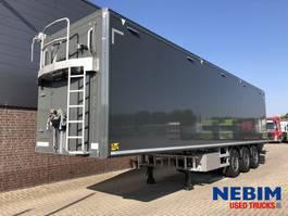 walking floor semi trailer Kraker CF200 - 72m3 - NEW - 10MM FLOOR