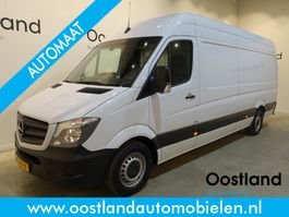 closed lcv Mercedes Benz Sprinter 314 CDI L3H2 Automaat RWD Spier Ombouw / Airco / Camera / PostN... 2017