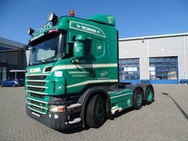 cab over engine Scania R500 / HIGHLINE / AUTOMATIC / 6X2 / HYDRAULICS / 2012 2012
