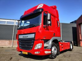cab over engine DAF CF 400 FT SpaceCab 4x2 Euro6 - Side Skirts - 6/2021 2013