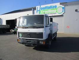 tilt truck Mercedes Benz 814 1997