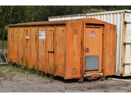 other containers met kabelsysteem 6m