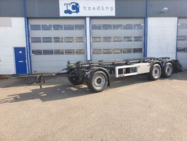container chassis trailer GS Meppel AIC-2700