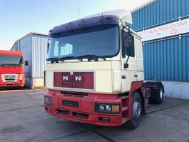 cab over engine MAN 19.463FLT SLEEPERCAB (EURO 2 / ZF16 MANUAL GEARBOX / ZF-INTARDER) 1996
