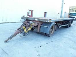 drop side full trailer Trailor Aanhangwagen 1994