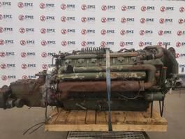 Engine truck part Deutz Occ Motor Deutz F12L714 + versnellingsbak AK3-75-3