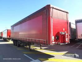 Schiebeplanenauflieger Schmitz Cargobull Schuifzeil Standaard 2012