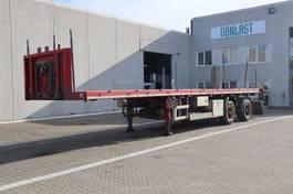 drop side semi trailer 4,25 m udtræk 2016