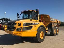 articulated dump truck Volvo A 30 G 2015