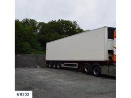 andere Auflieger SNF SF 24 thermotrailer 1999