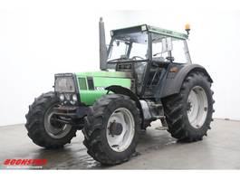 farm tractor Deutz DX6.05-4WSE 4WD Vangmuilkoppeling 1990