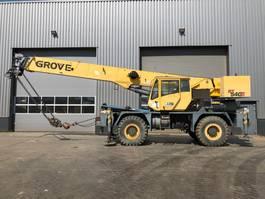 all terrain cranes Grove RT540E 2010