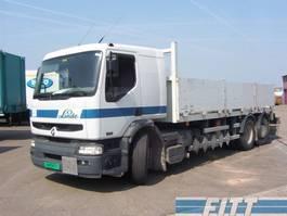 platform truck Renault Premium 370-26 6x2 - 142500 KM NO CRANE 2004