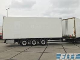 refrigerated trailer Van Eck 3 ass wipcar koeler TRS Iceland -30 2011
