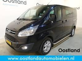 minivan - passenger coach car Ford Transit Custom Tourneo 2.2 TDCI 155 PK L1H1 Titanium Persoonsvervoer 9 P... 2014
