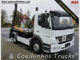 container truck Mercedes Benz 1222 Atego 2012