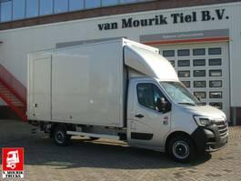 closed box lcv < 7.5 t Renault 180.35  EURO 6  ENKELLUCHT - MC 2001 2020