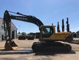 crawler excavator Volvo VOLVO EC240BLC **BJ2008* 12000H** HAMMERLTG/SW** 2008