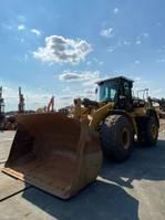 wheel loader Caterpillar 972M **BJ 2015 *11208 H ** ZSA/Rückfahrk./Klima 2015