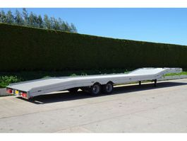 car transporter semi trailer Veldhuizen 9,7-tons Auto transport oplegger 2020