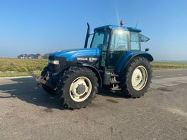 farm tractor New Holland 8160 1996