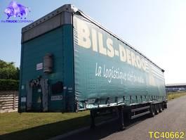 Schiebeplanenauflieger Schmitz Cargobull Curtainsides 2005