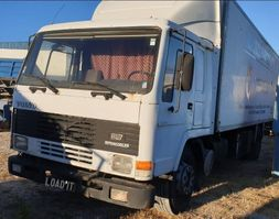 refrigerated truck Volvo FL7 - Cold Container