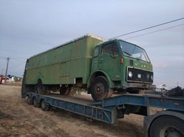 old timer truck Volvo F86-56 Beautiful Antique 1970
