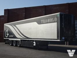 refrigerated semi trailer Chereau Thermoking SL 200 E - BPW Axle - Full chassis 2004