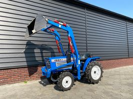 farm tractor Iseki TU1500