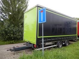sliding curtain trailer Fruehauf RECD18 - 2 As Wipkar Schuifzeil - 72-WX-PN 2011