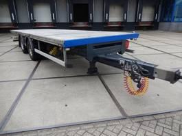 drop side full trailer Fruehauf 2 As Wipkar Open - Type: RECD18 R3EA - 71-WX-PN 2011