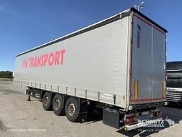 Schiebeplanenauflieger Schmitz Cargobull Schuifzeil Standard 2013