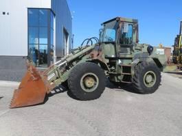 wheel loader Werklust WG35B 1993