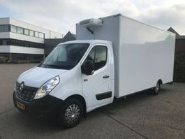 refrigerated van Renault MASTER BE-COMBI LVC 2019
