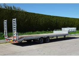semi lowloader semi trailer Veldhuizen 9,7-tons Semi-dieplader oplegger 2019