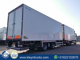 refrigerated trailer Chereau FRIGOBLOCK LIFT 2014