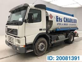 tank truck Volvo FM12.380 1999